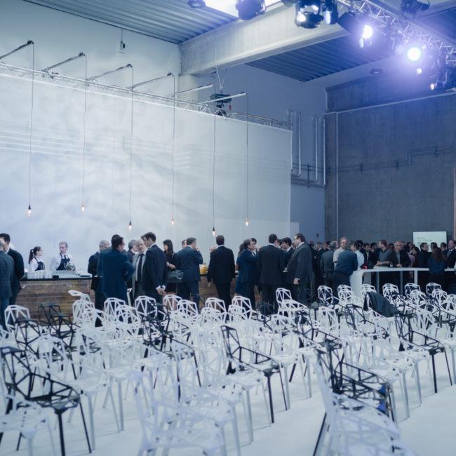 Shine a light agence évènementielle luxembourg - créateur d'expériences immersives - Inauguration UJET