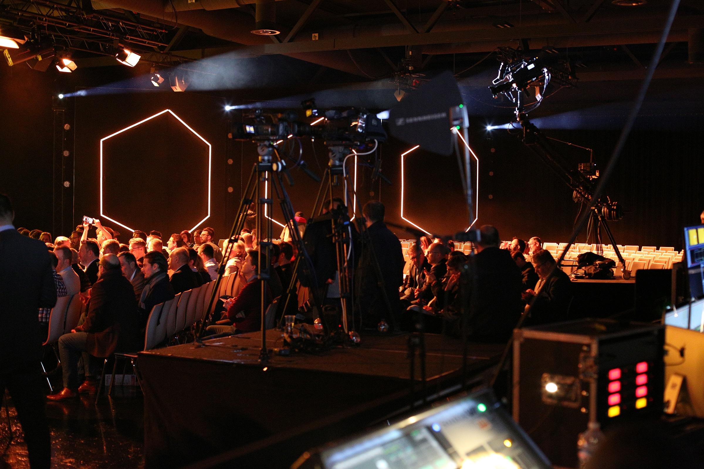 Shine a light agence évènementielle luxembourg - créateur d'expériences immersives -Entrepreneurs' Days Chambre de Commerce