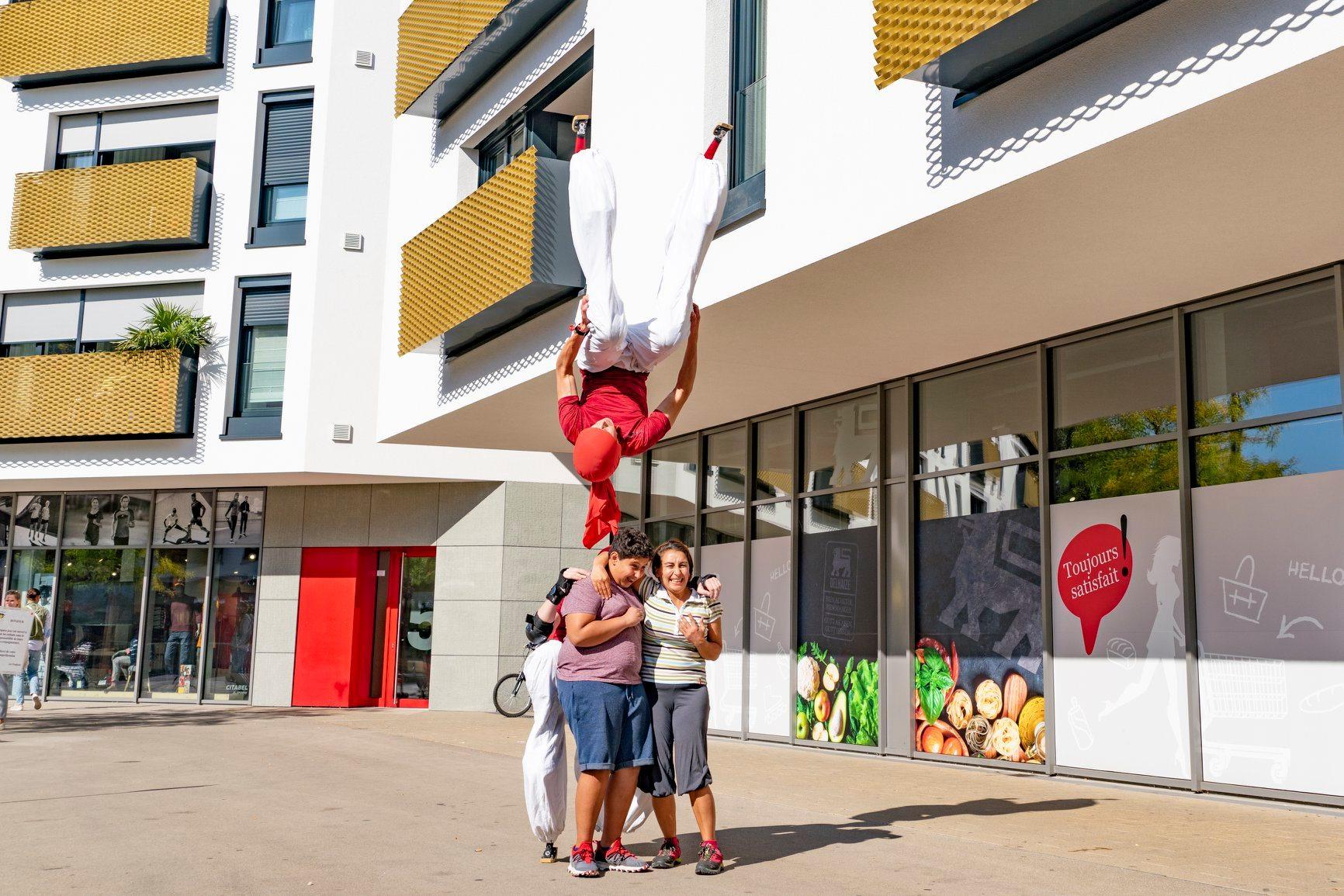 Shine a light agence évènementielle luxembourg - créateur d'expériences immersives - Activation Grand Public Ville de Dudelange