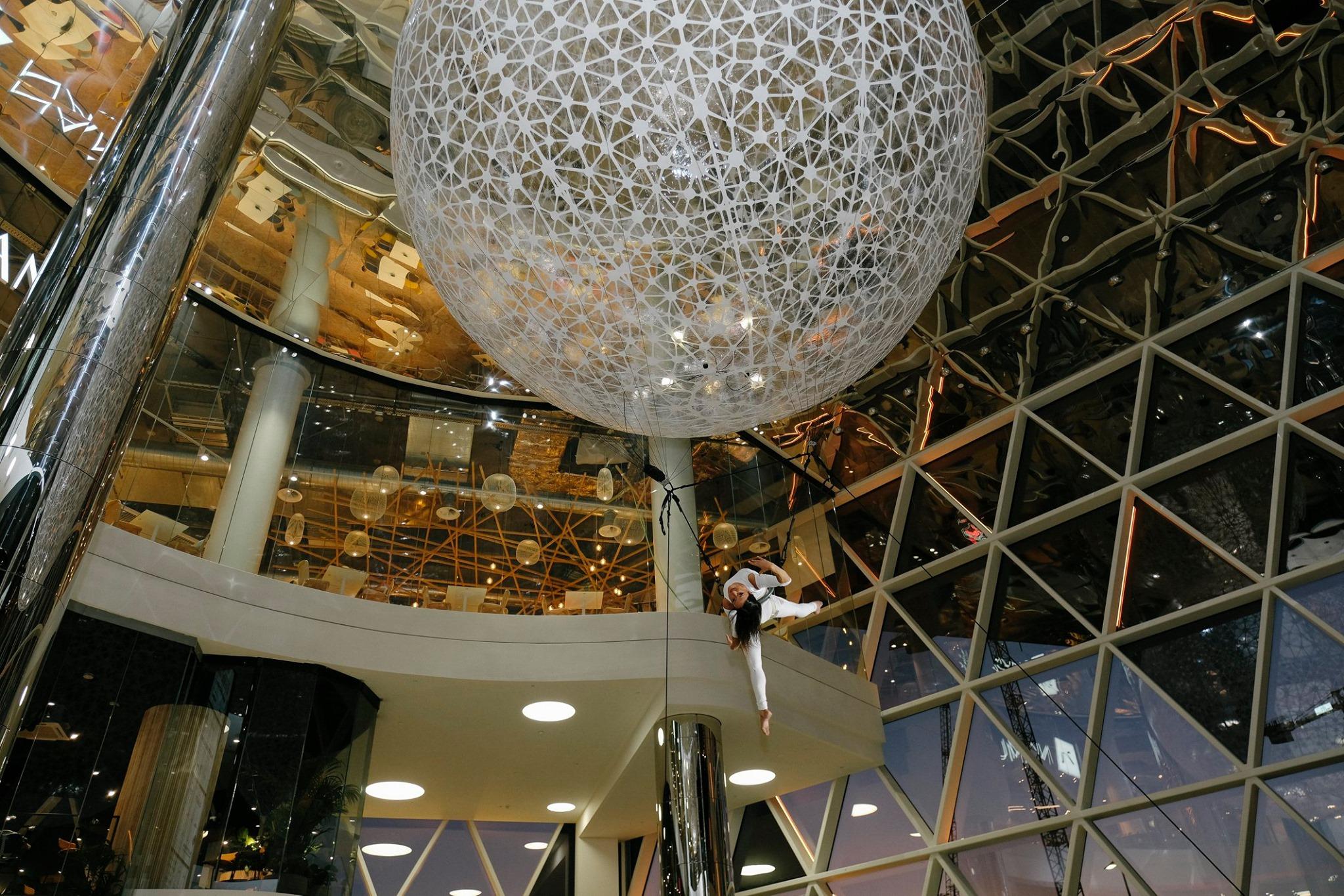 Shine a light agence évènementielle luxembourg - créateur d'expériences immersives - Université de Luxembourg - Inauguration Cloche d'Or