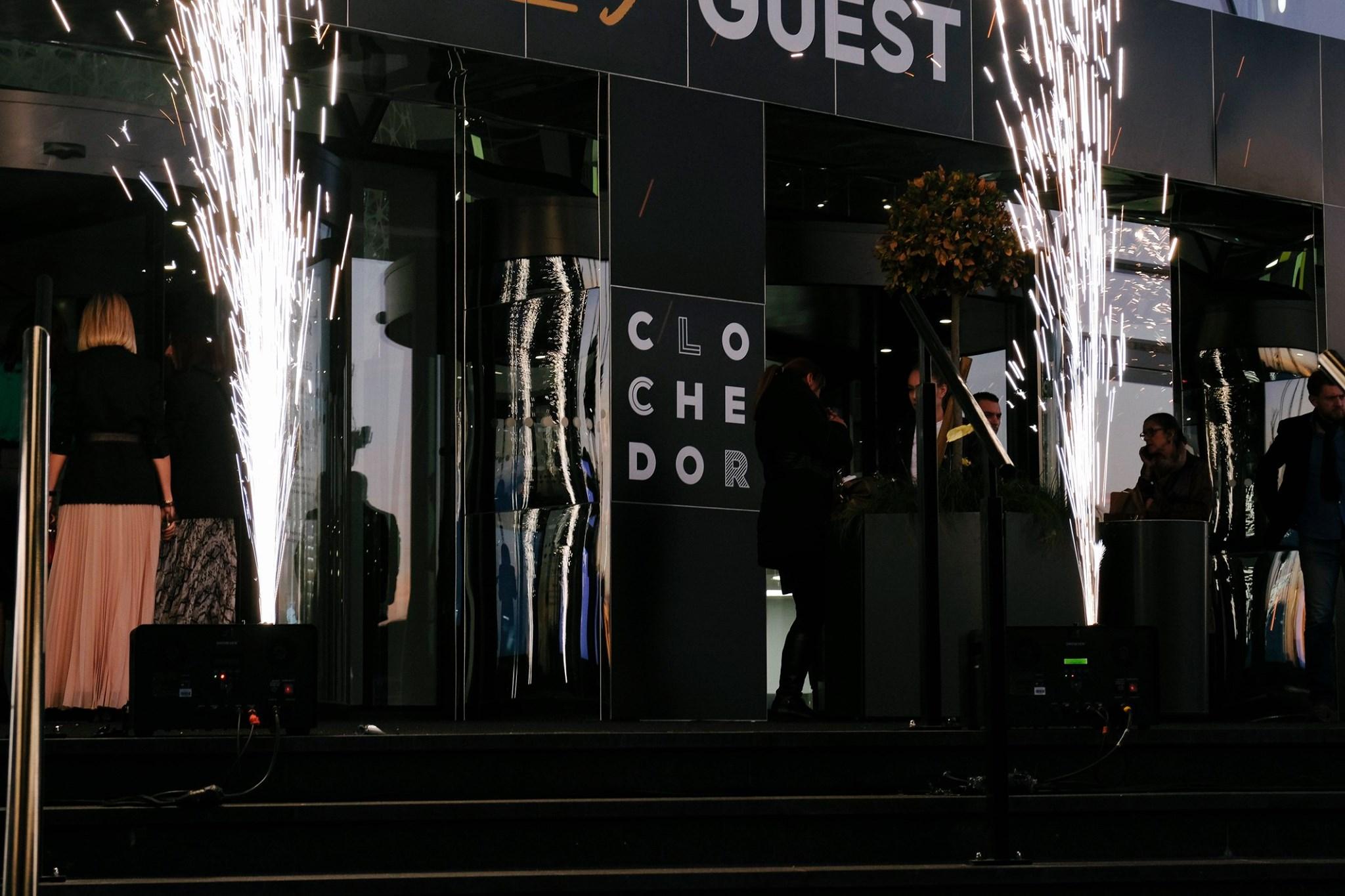 Shine a light agence évènementielle luxembourg - créateur d'expériences immersives - Inauguration Cloche d'Or
