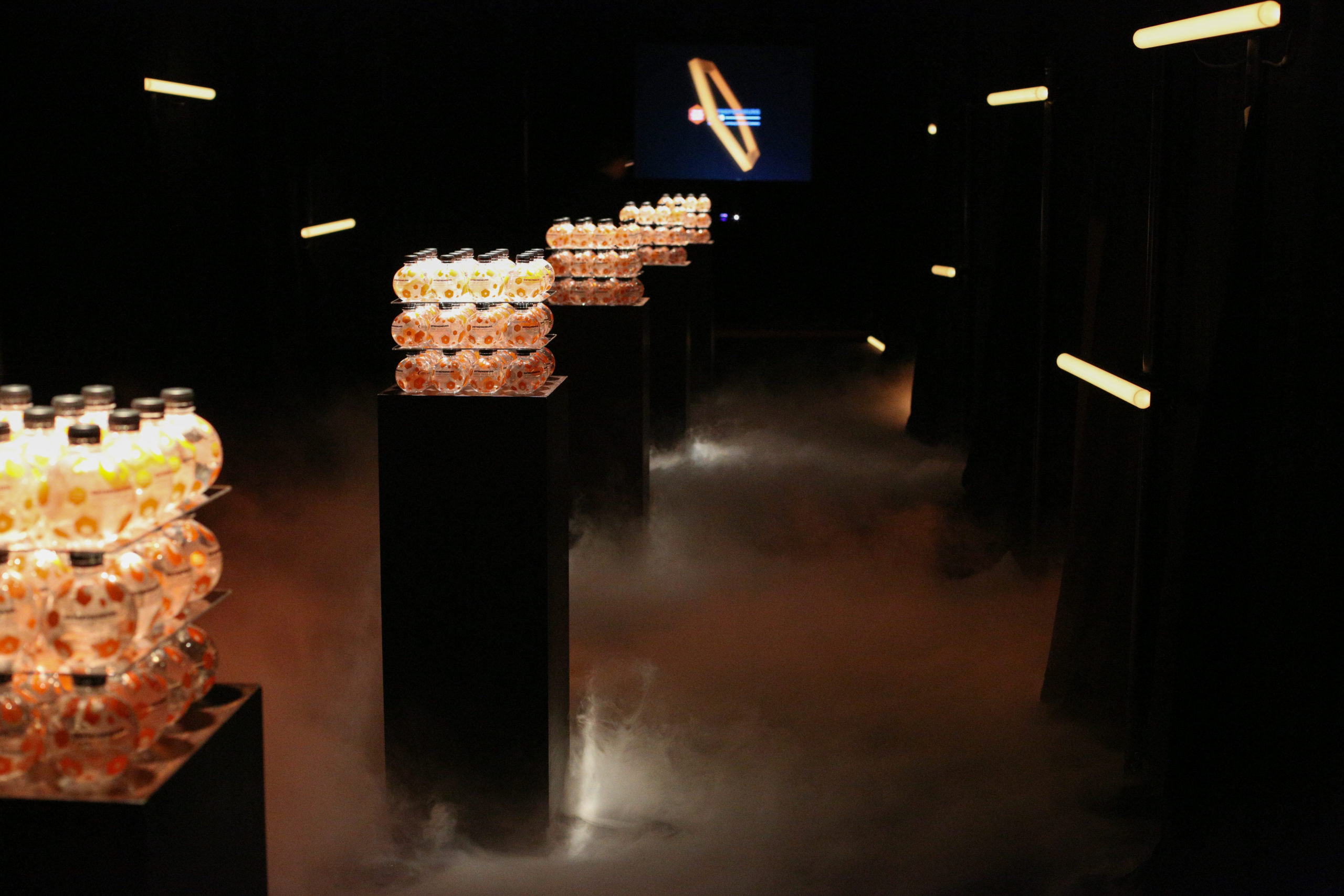 Shine a light agence évènementielle luxembourg - créateur d'expériences immersives - Entrepreneurs day Chambre de Commerce