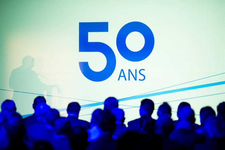 Shine a light agence évènementielle luxembourg - créateur d'expériences immersives - 50ème anniversaire Glanzstoff Textilcord