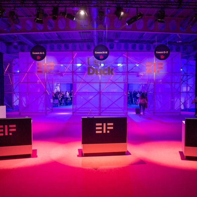 Shine a light agence évènementielle luxembourg - créateur d'expériences immersives - EIF