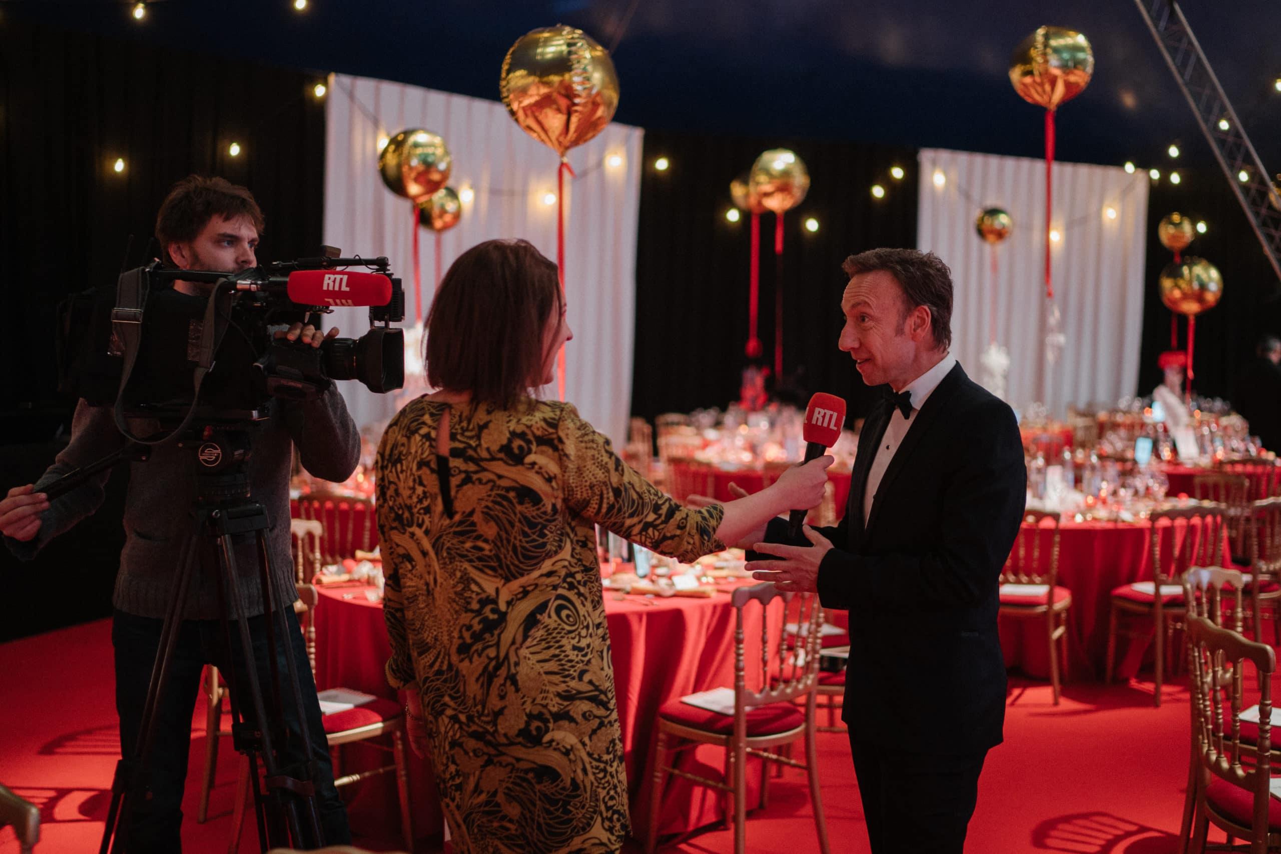 Shine a light agence évènementielle luxembourg - créateur d'expériences immersives - Bal de la Croix Rouge Cirque