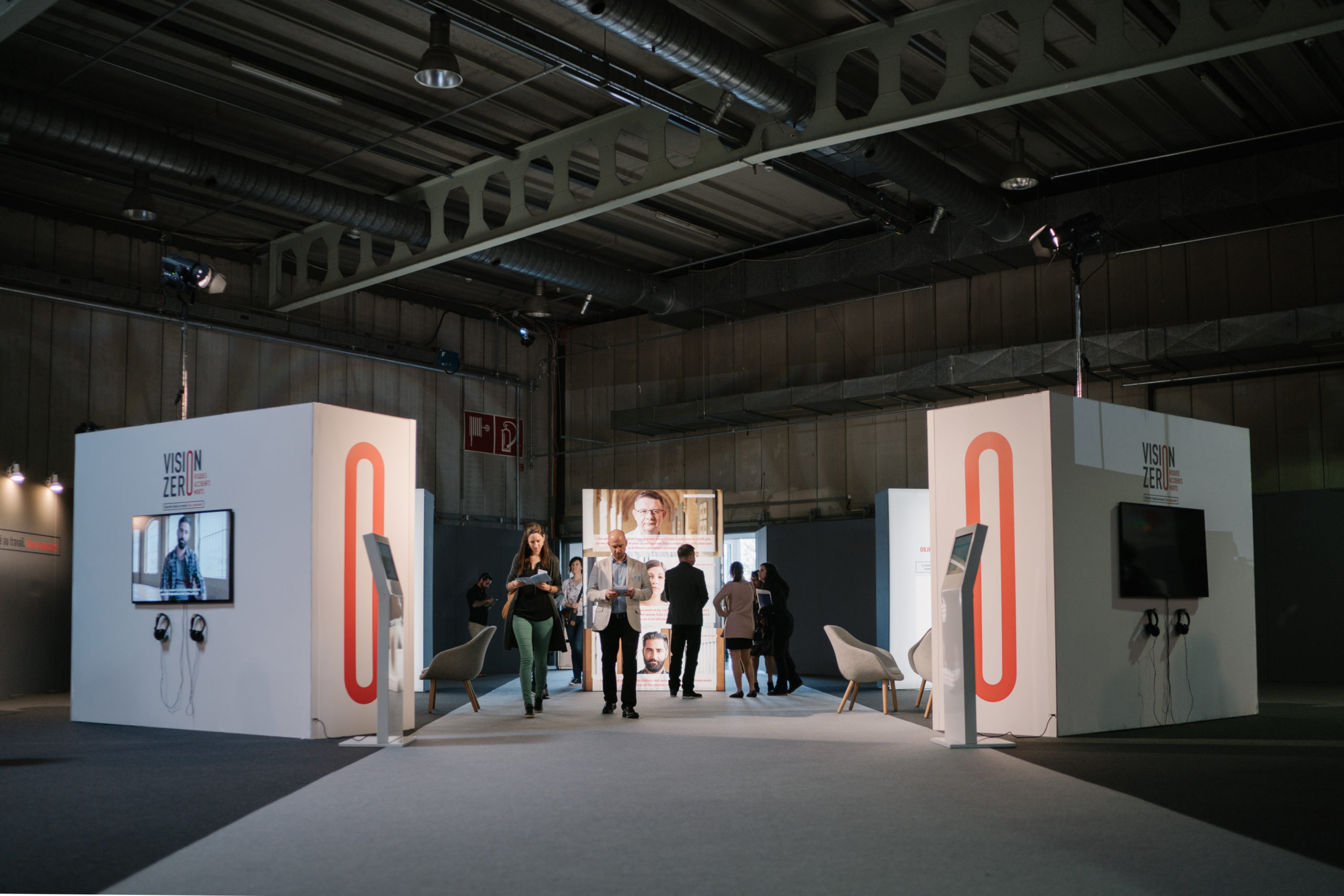 Shine a light agence évènementielle luxembourg - créateur d'expériences immersives - Forum sécurité Santé au Travail