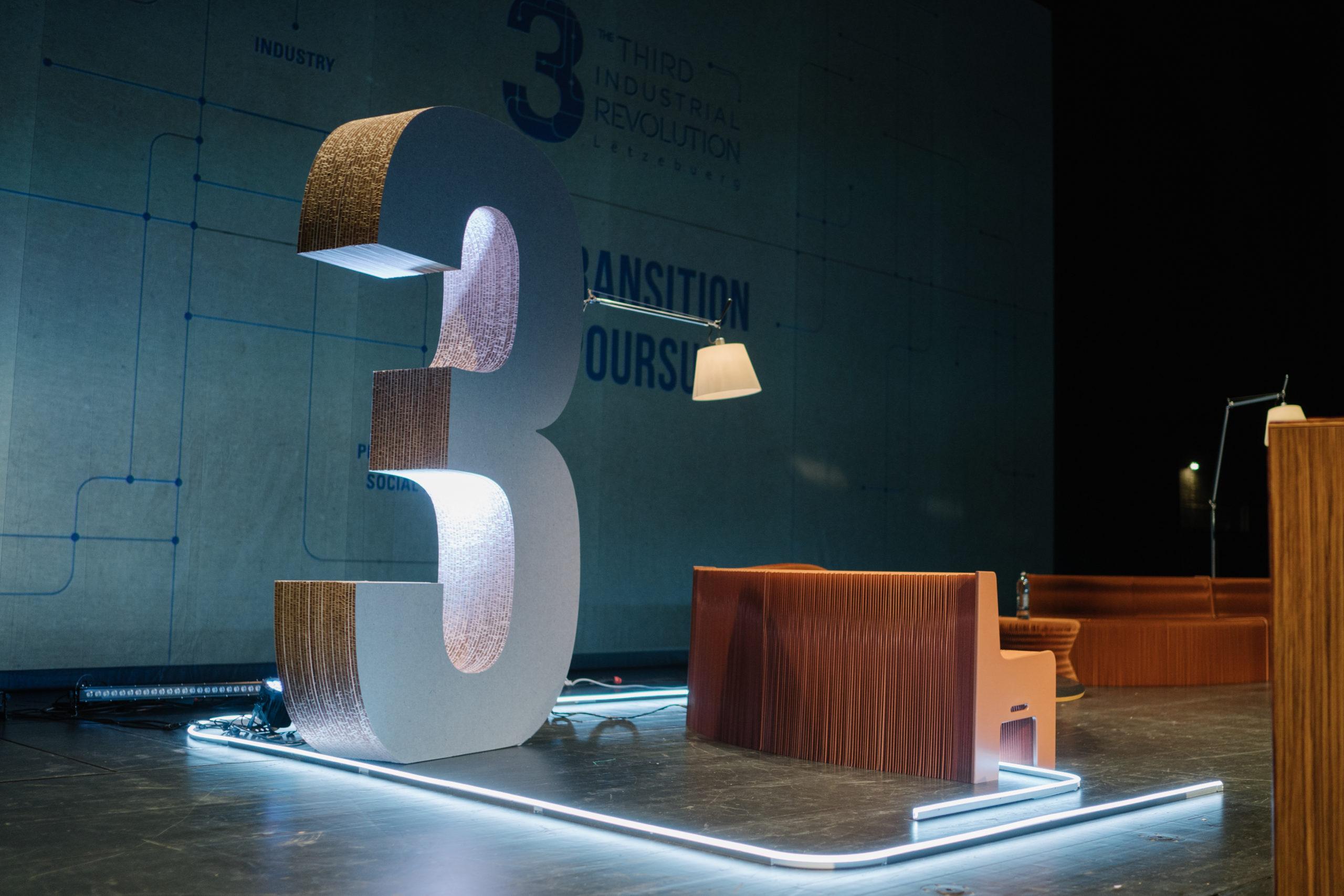 Shine a light agence évènementielle luxembourg - créateur d'expériences immersives - Myenergy Conférence Tir+3