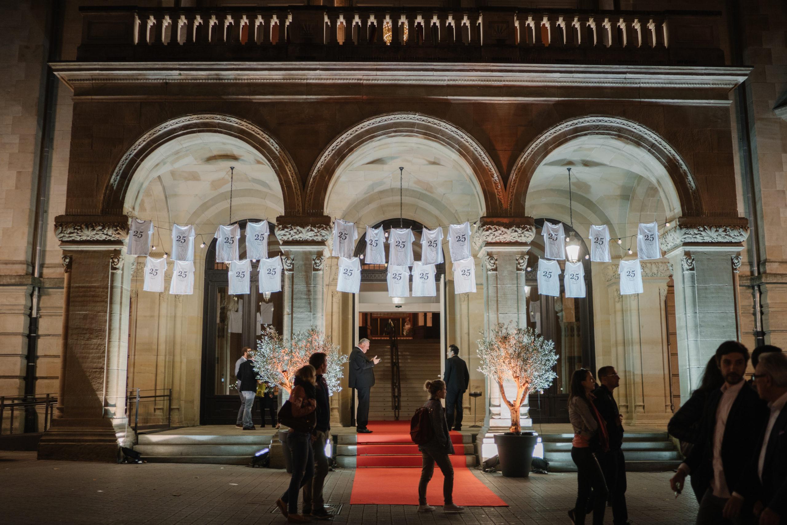 Shine a light agence évènementielle luxembourg - créateur d'expériences immersives - Anniversaire corporate Il Riccio