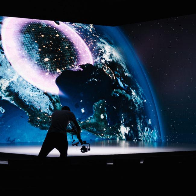 Shine a light agence évènementielle luxembourg - créateur d'expériences immersives - Lancement plateforme digitale KNEIP