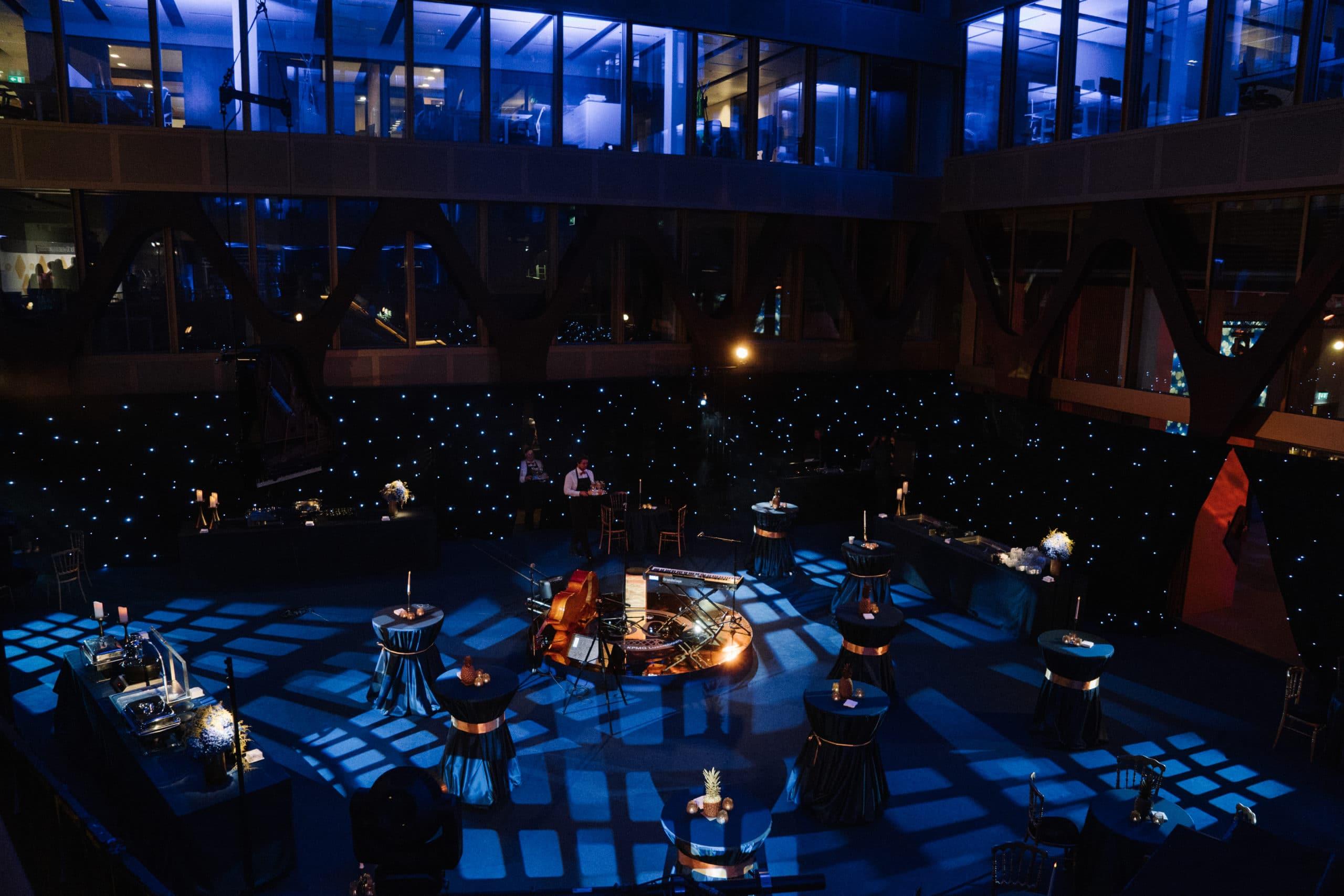 Shine a light agence évènementielle luxembourg - créateur d'expériences immersives - 30ème anniversaire KPMG