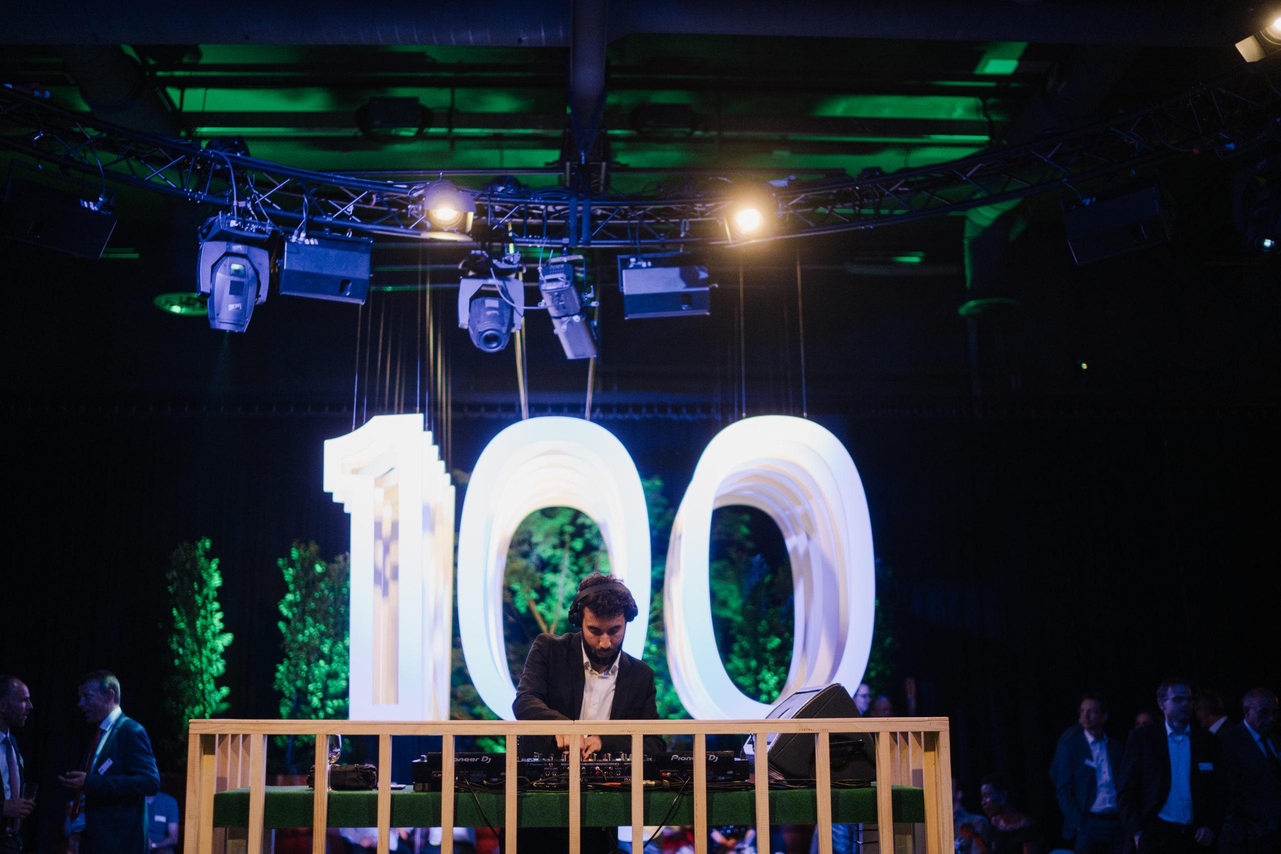 Shine a light agence évènementielle luxembourg - créateur d'expériences immersives - 100ème anniversaire SNHBM