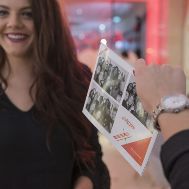 Shine a light agence évènementielle luxembourg - créateur d'expériences immersives - Inauguration Opkorn IKO