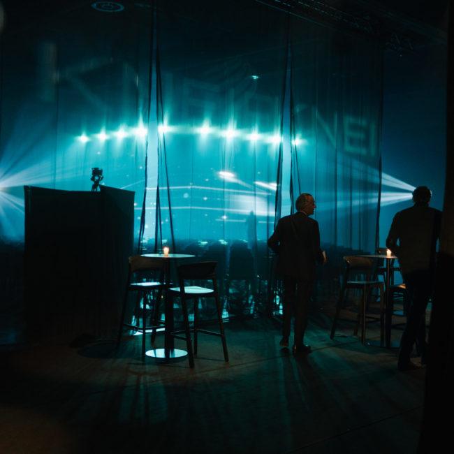 Shine a light agence évènementielle luxembourg - créateur d'expériences immersives - Lancement de la plateforme digitale KNEIP