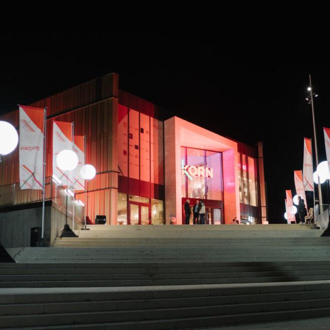 Shine a light agence évènementielle luxembourg - créateur d'expériences immersives - Inauguration Centre Commercial Opkorn